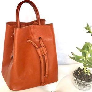 Jean Louis Fernandez Dual Handled Bucket Bag